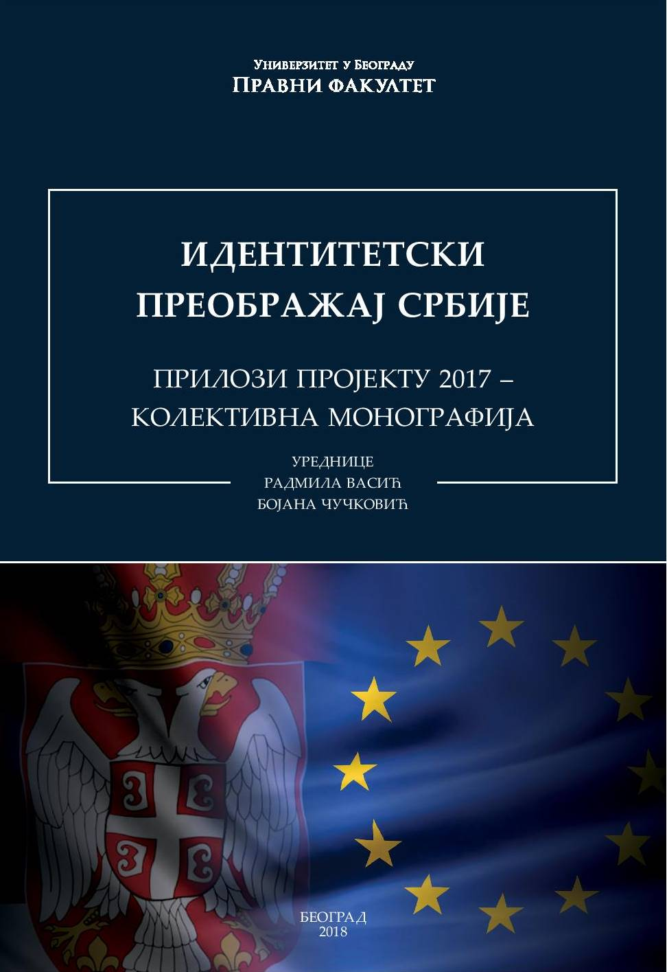 2017 – зборник радова Идентитетски преображај Србије